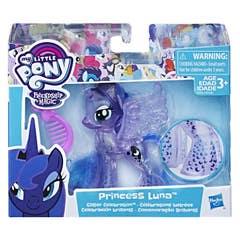 My Little Pony E2561 My Little Pony Princesa Twilight Sparkle Celebración Brillante Luna Juguete Hasbro