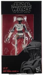 Figura Star Wars Black Series L337