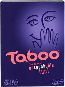 Hasbro Gaming Taboo E2616