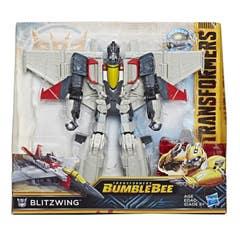 TRANSFORMERS E2803 Película Bumblebee Energon Igniters Blitzwing