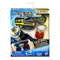 Beyblade E3015 Kit de Control Digital Burst Evolution Genesis - Fafnir F3