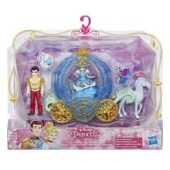 Disney Princesas Mini Muñecas Set de Historias Cenicienta E3078