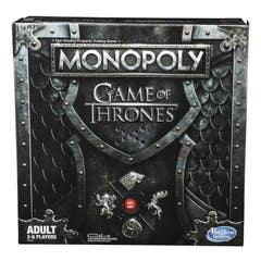 Hasbro Gaming Monopoly Game of Thrones E3278
