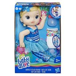 BABY ALIVE E3693 Mi Linda Sirenita Rubia