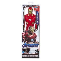 Marvel E3918 Avengers: Endgame Titan Hero Series - Figura de superhéroe Iron Man