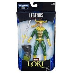 Marvel Legends E3977 Avengers Endgame Lok
