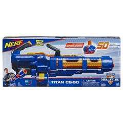 NERF E4026 Elite Titan Cs 50
