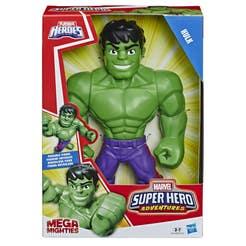 Playskool E4149 Figura Hulk Mega Mighties Playskool Heroes