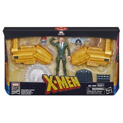 Marvel E4703 Legends 6 Pulgadas Professor X con Silla