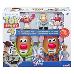 Sr Cara De Papa E4783 Psk Ts4 Buzz Woody Mini Pack