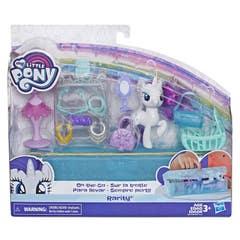 My Little Pony E5018 Rarity Set Para Llevar