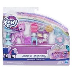 My Little Pony E5020 Twilight Sparkle Set Para Llevar