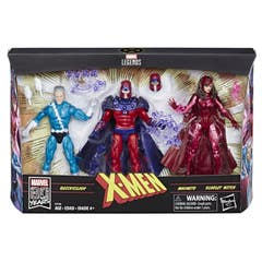 MARVEL Legends E5168 Mag Quickslv Scarlet 3Pk