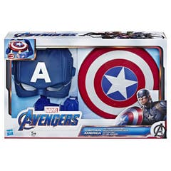 MARVEL  E5321 Avn Captain America Role Play