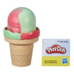 Play-Doh E5349 Play-Doh Set de Helados y Paletas Conos de Helado Juguete Hasbro