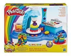 PLAY-DOH E5401 Rainbow Cake Party