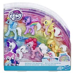 MY LITTLE PONY E5553 My Little Pony Kit Cola Sorpresa de Arcoíris  Juguete Hasbro