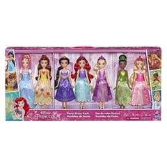 DISNEY PRINCESS E5572 Party Dress Pack