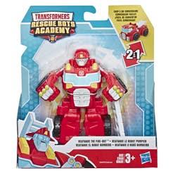 Transformers E5699 Transformers Rescue Bots Academy Rescan Heatwave Classic
