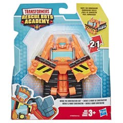Transformers E5700 Transformers Rescue Bots Academy Rescan Wedge Plow