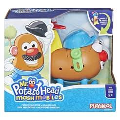 Potato-Helicóptero Señor Cara de Papa Playskool