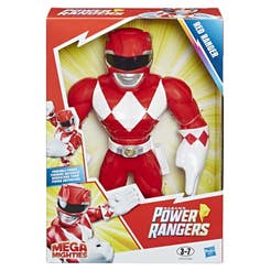 POWER RANGERS E5872 Figura Red Ranger Mega Mighties Power Rangers Juguete Hasbro