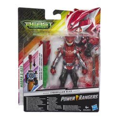 Power Rangers E5944 Figura Cybervillain Blaze 6 Pulgadas con Accesorios