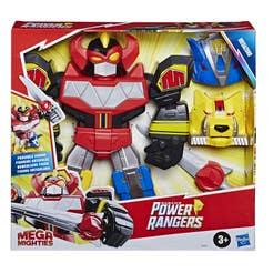 Power Rangers E6361 Power Rangers Ultra Mega Mighties Megazord