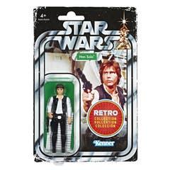 Star Wars RETRO E4 HAN SOLO