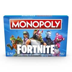 Hasbro Gaming E6603 Monopoly Edición Fortnite