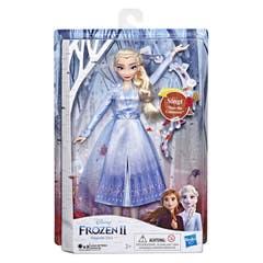 Disney Frozen 2 Muñeca Cantante Elsa