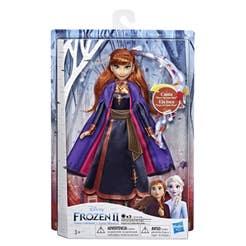 Disney Frozen 2 Muñeca Cantante Anna