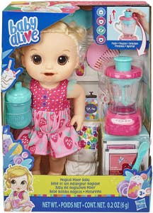 Baby Alive E6943 Bebé Batidos Mágicos