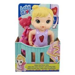 Baby Alive E6946 Baby Alive Bebé Corazón Feliz Juguete Hasbro