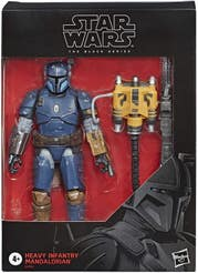 Star Wars Black Series Figura Huckleberry Deluxe