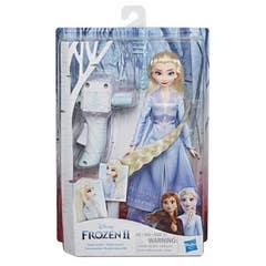 Frozen 2 Muñecas Juego de Cabello Elsa