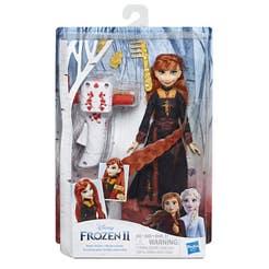 Frozen 2 Muñecas Juego de Cabello Anna
