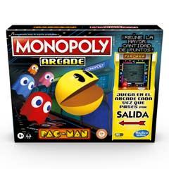 Hasbro Gaming: E7030 Monopoly Arcade Pacman