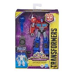 Transformers E7096 Transformers Bumblebee Cyberverse Adventures Optimus Prime