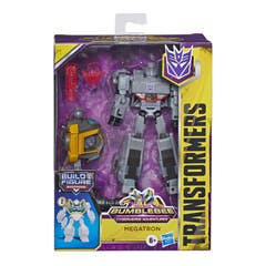 Transformers E7097 Transformers Bumblebee Cyberverse Adventures Megatron