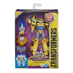 Transformers E7099 Transformers Bumblebee Cyberverse Adventures Bumblebee