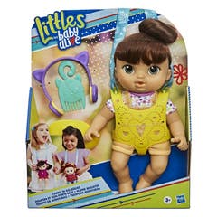 Baby Alive E7179 Baby Alive Littles Nadia Equipo de Aventuras Juguete Hasbro