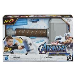 Marvel E7379 Marvel Avengers Power Moves Martillo de Thor Juguete Hasbro