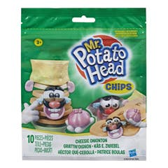Sr. Cara de Papa E7401 Mr. Potato Head Chips Cheesie Onionton