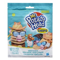 Sr. Cara de Papa E7402 Mr. Potato Head Chips Ranch Blanche