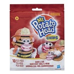 Sr. Cara de Papa E7404 Mr. Potato Head Chips Barb A Cue