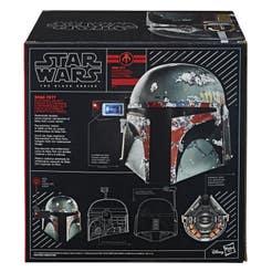Star Wars E7543 E5 Boba Fett Electronic Helmet