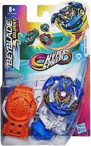 Beyblade Hypersphere Starte Pack Sword Valtryek V5 Top y Lanzador