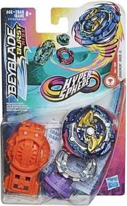 Beyblade Hypersphere Starter Pack Judgement Joker J5 Top y Lanzador