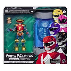 POWER RANGERS E7779 Prg Lc Mmpr Zordon And Alpha 5 Pack